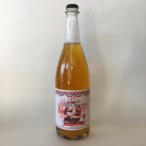 Virginia Crabapple Heritage Cider