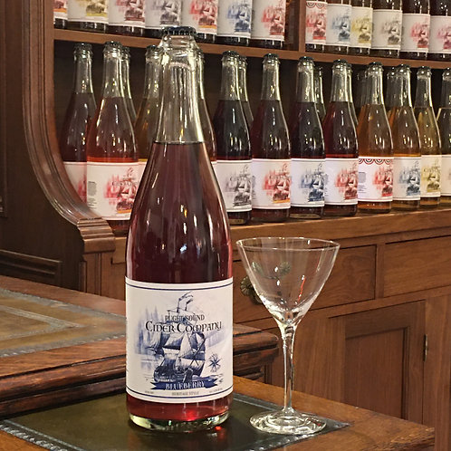Blueberry Heritage Cider 750ml