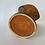Roseville Pottery Bushberry Cornucopia Vase Mark
