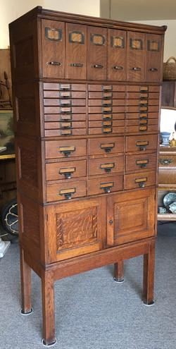 Yawman & Erbe Stacking Oak File