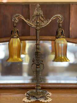 Rembrandt Two Arm Lamp