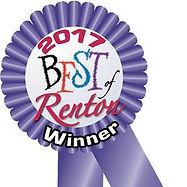 2017 Best of Renton Ribbon