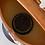 Thumbnail: Roseville Pottery Freesia Basket