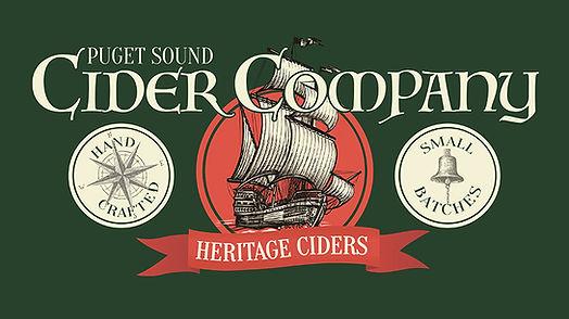 Puget Sound Cider Company Banner
