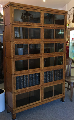 Macey Art and Crafts Lawyers Bookcase