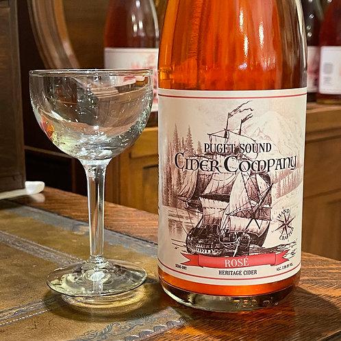 Rosé Heritage Cider