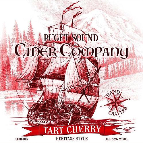 Tart Cherry Heritage Cider 750ml