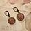 Petite Bohemia Drop Earrings