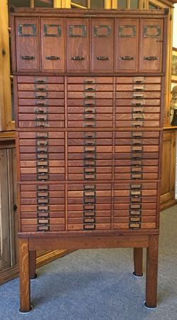 Yawman & Erbe Early File System