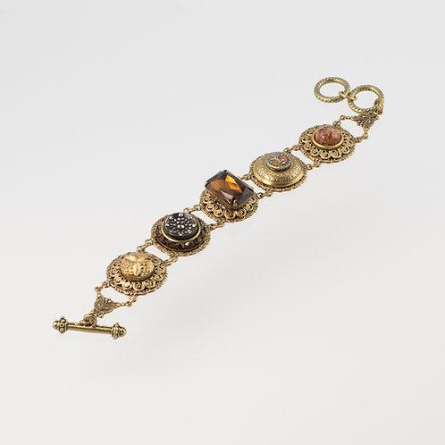 Sandstone Toggle Bracelet