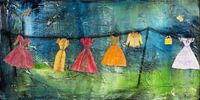 Pretty Little Maids in a Row