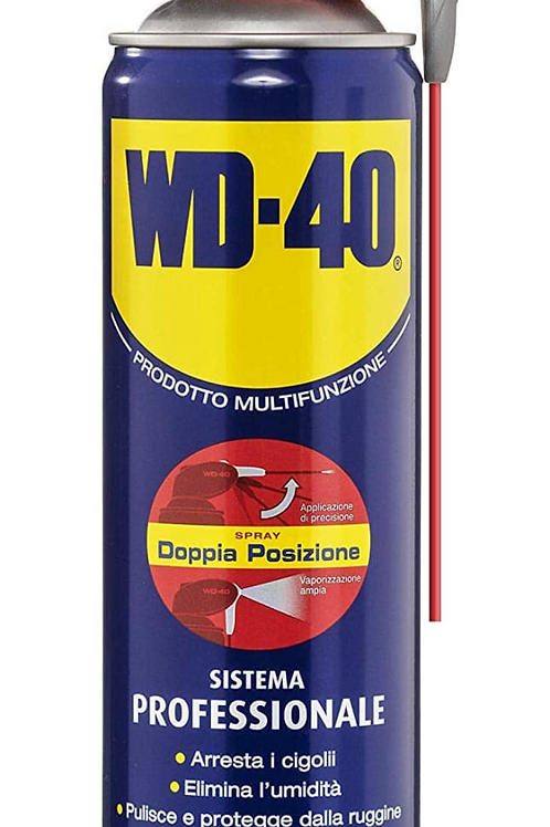 WD40, spray 500ml