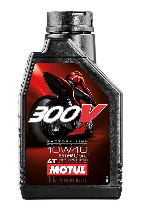 MOTUL 300V 10W40 4T FL 1 L
