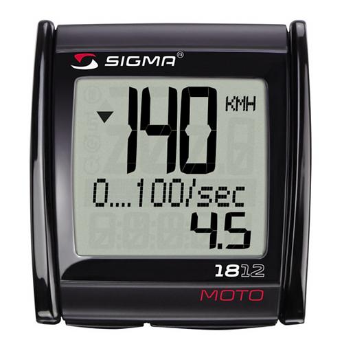 SIGMA MC 1812 Moto computer