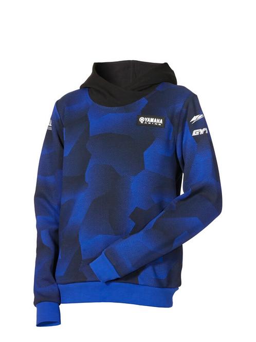 Paddock Blue Camo hoodie voor kinderen