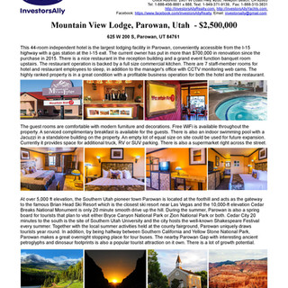 InvestorsAlly Realty_Mountain View Lodge