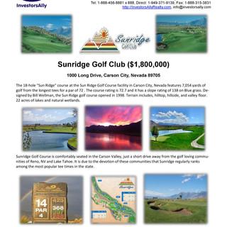 InvestorsAlly Realty_Sunridge Golf Club_