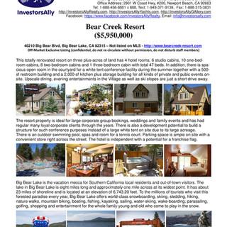 InvestorsAlly Realty_Bear Creek Resort B
