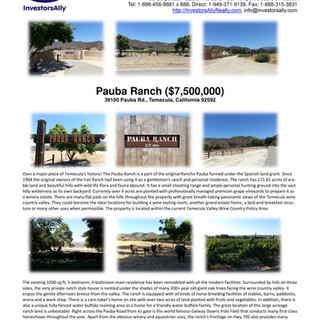 InvestorsAlly Realty_Pauba Ranch_0621 20