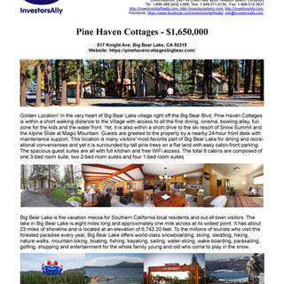 InvestorsAlly Realty_Pine Haven Cottages