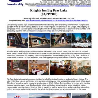 InvestorsAlly Realty_Knights Inn Big Bea