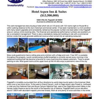 InvestorsAlly Realty_Hotel Aspen InnSuit