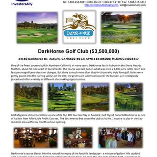 InvestorsAlly Realty_DarkHorse Golf Club