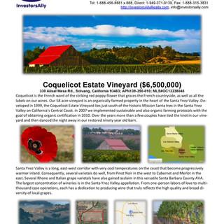 InvestorsAlly Realty_Coquelicot Estate V