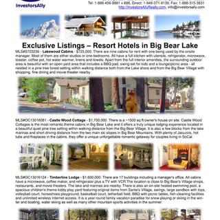 InvestorsAlly Realty Flyer_Resort Hotels