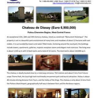 InvestorsAlly Realty_Chateau de Dissay i