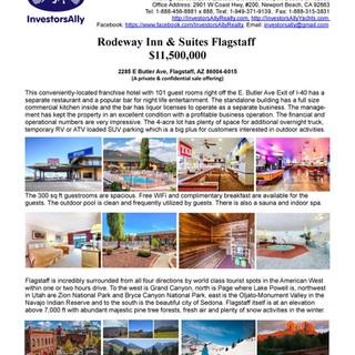 InvestorsAlly Realty_Rodeway Inn & Suite