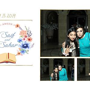 Saif & Sahar Ameen