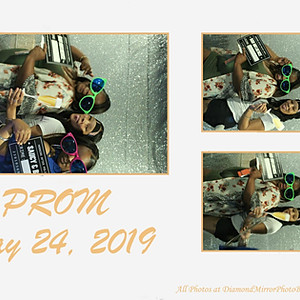Prom Champagne Party