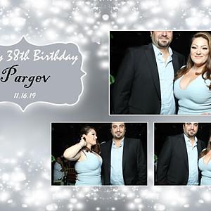 Happy 38th Pargev