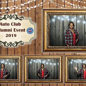 AAA Auto Club Alumni Event 2019