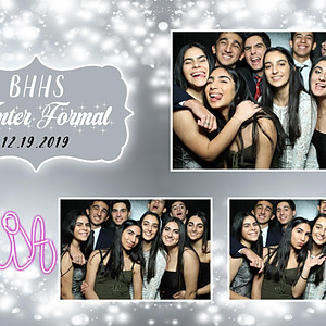 BHHS - Winter Formal 2019