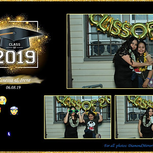Graduation Party - Vanessa and Irene