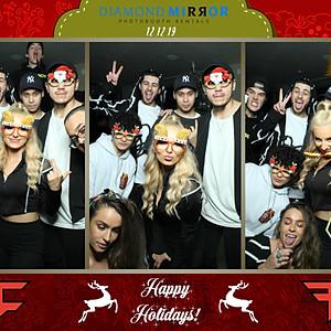 Faze Clan - Holiday Party