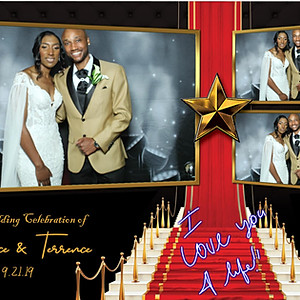 Candace Young & Terrence Williams