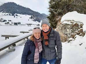 Sandra und ich am See2021.JPG