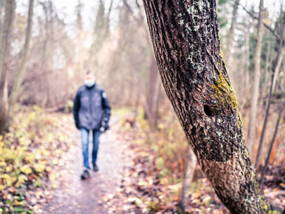 Wenn die Psyche die Notbremse zieht - Angst, Depression und Einsamkeit