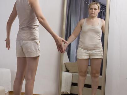 Körperschemastörung - Ursache der Anorexie?