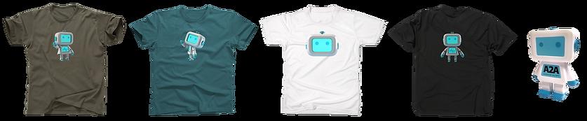 ROBOT T-shirt swag