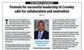 CrowleyISD-SuperintendentMcFarland