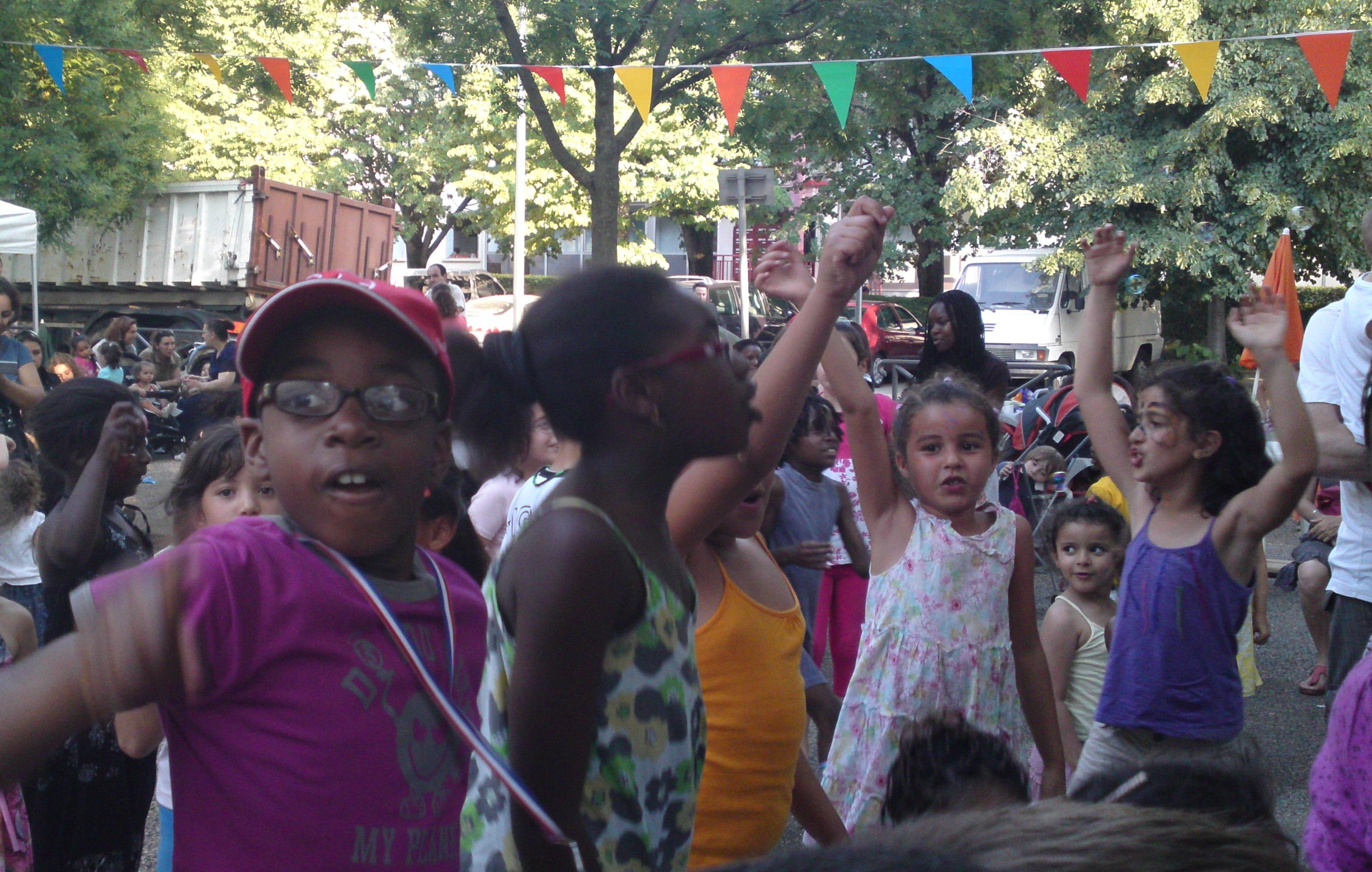 enfants danse djdom villeurbanne