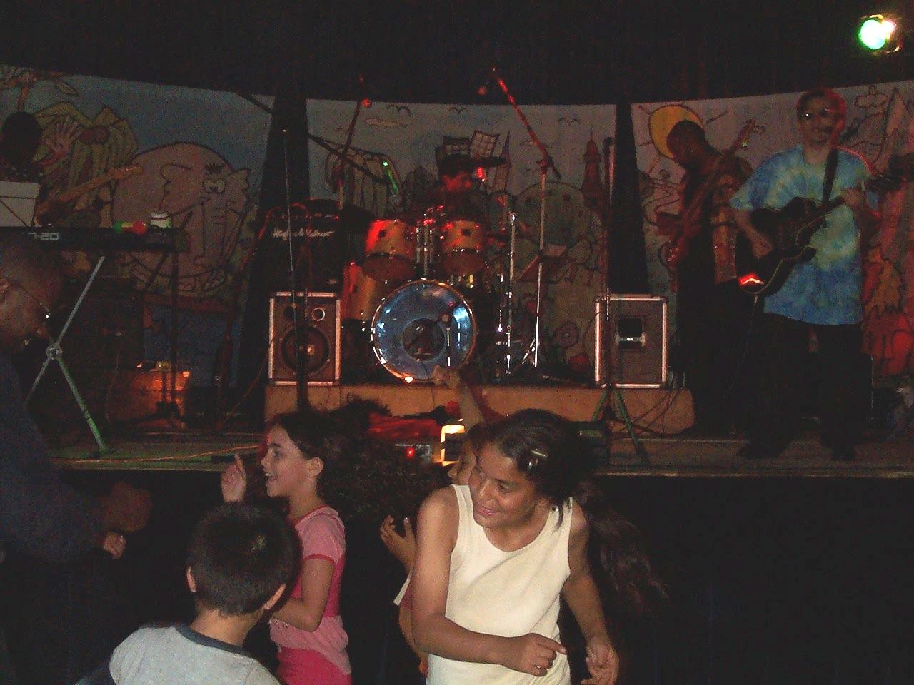Dom Cybolai Live Montluel danse enfant
