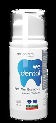 wedental -וי-דנטאל משחת שיניים אנזימטית