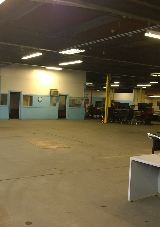 Existing warehouse