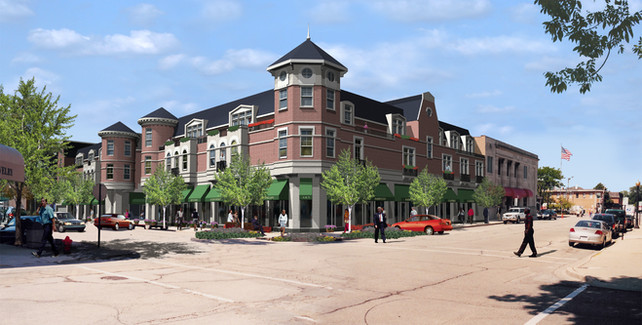 Cook St. Plaza