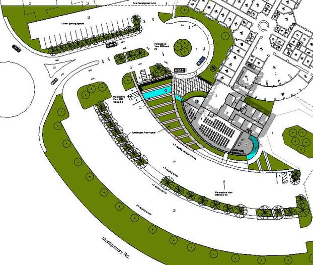 Chapel-Site Plan